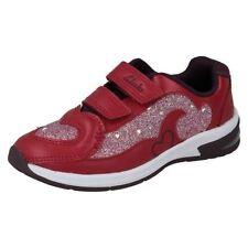 Chaussures roses en cuir pour fille de 2 à 16 ans Pointure 27