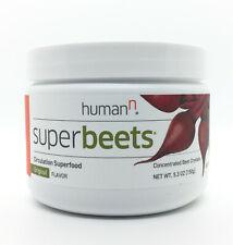 HumanN Superbeets Original Flavor Circulation Superfood Nitric Oxide Boosting