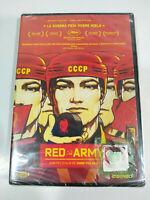 Red Army La guerra Fredda Ghiaccio Gabe Polsly DVD Russo Inglese Spagnolo