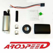AROSPEED 255 LPH HIGH FLOW IN-TANK FUEL PUMP & INSTALL KIT FOR 92-00 HONDA CIVIC