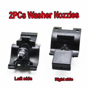 Front Windscreen Wiper Washer Jet Nozzle Fit For Toyota Scion Lexus etc