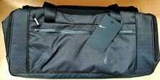 Nike Departure Golf Duffel Bag Carry/On, Black (3235 Cubic Inches)