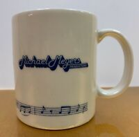 Vintage MICHAEL MEYERS Productions RARE  Coffee Mug Cup VERY COOL