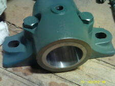 "2-15/16"" DODGE BABBITTED JOURNAL PILLOW  BLOCK #006073 BEARING"