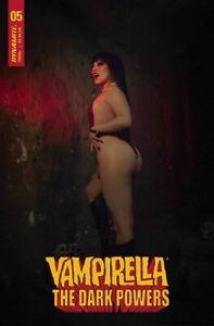 Vampirella: The Dark Powers #5 Cover H Hollon Cosplay