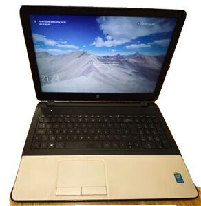 """HP 350 G1 Core-i3-4th Gen  15.6"""" NoteBooK/Laptop 1.7GHz 4/128GB SSD Win-10 HD"""