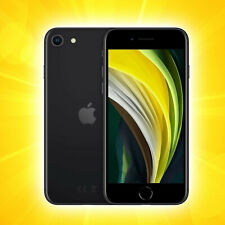 Apple iPhone SE 2 Generation 2020 64GB Black (Ohne Simlock) NEU OVP Versiegelt