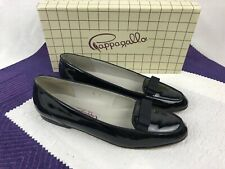 Vintage size 7N Pappagallo Black Shoes - made in Spain