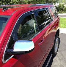 2015 - 2020 In-Channel Vent Visors Cadillac Escalade