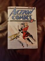 Action Comics # 2  Golden Age Replica Edition ☆☆☆☆ 2nd Superman