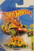 Hot Wheels - 2019 Dino Riders 4/5 Motosaurus 63/250 (BBFYF46)