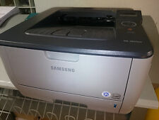 Samsung ML-2855ND Laserdrucker mit LAN, USB, Duplex, nur 9351 Seiten, 57% Toner