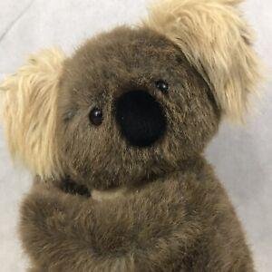 "Vintage Dakin 12"" Soft Classics Koala Bear Plush Stuffed Animal Teddy 1987 Cute"
