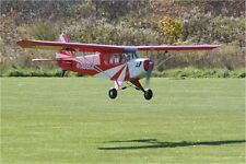 1/4 Scale Sig  Clipped Wing Cub    Giant Scale RC Printed Plans