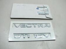 ORIGINAL OPEL VECTRA B VECTRA DTI 16V Schriftzug 9119943 NEU