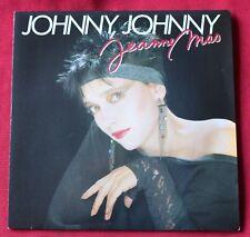 Jeanne Mas, Johnny Johnny, SP - 45 tours France