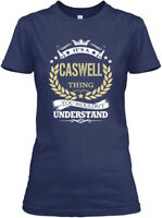 Its A Caswell Thing Gildan Women's Tee T-Shirt