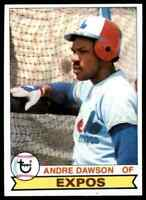 1979 Topps Expos / Cubs Hall of Famer ANDRE DAWSON Baseball Card NM - MT Nice!