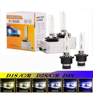 35W D1S/D1C D1R D2R D2S D3S D4S OEM Xenon Bulb Replacement Headlight Light Lamp