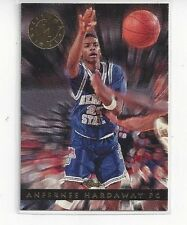1993-94 CLASSIC IMAGES 4 FOUR SPORT PROMO SAMPLE ANFERNEE HARDAWAY #NNO MEMPHIS