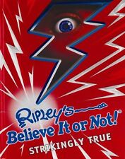 Ripleys Believe It Or Not! Strikingly True (ANNUAL) by Ripleys Believe It or