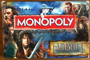 Monopoly - The Hobbit: Desolation of Smaug Edition