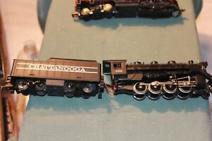 VINTAGE HO RAILROAD STEAM LOCOMOTIVE CHATTANOOGA BY TYCO