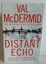 The Distant Echo Val McDermid Crime Thriller Adventure Paperback 9780007217168