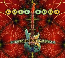 Greg Koch - Strat's Got Your Tongue [New CD]