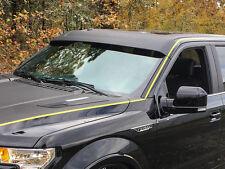Striker Windshield Drop Visor / Exterior Sun Visor for Ford F-Series F250 SD 17+