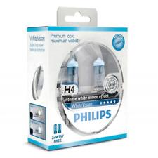 Lampada auto PHILIPS H4 White Vision Special (2x H4+2x W5W)
