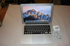 "Apple MacBook Air i5 13.3"" Laptop Silver 2017 MQD32LL/A 8GB 128 SSD  #213"