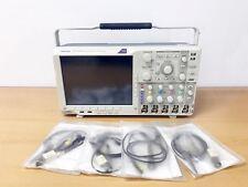 Tektronix Dpo4054b 500mhz 25gss 4ch Oscilloscope With P6500 Probes
