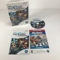 MySims Agents (Nintendo Wii, 2009)