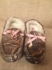 Northern Trail RealTree With Warm Lining Slippers Shoes L 9-11 in/outdoor