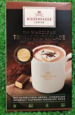 (1,67�'�/100g) Niederegger Marzipan Trinkschokolade 10Beutel 250g Trink Schokolade