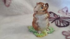 BESWICK, BEATRIX POTTER. TIMMY WILLIE FROM JOHNNY TOWN MOUSE, BP-3a. 1973-1974.
