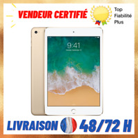 "Apple iPad Mini 4 A1538 7,9"" Wifi 128 GB OR iCloud Clean GRADE A Comme NEUF"