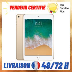 "Apple iPad Mini 4 A1538 7,9"" Wifi 128 GB OR iCloud Clean GRADE A Comme NEUF"
