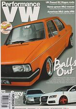 PERFORMANCE VW UK MAGAZINE August 2012.