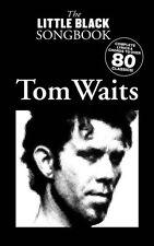 Tom Waits The Little Black Songbook Sheet Music Chords Lyrics The Litt 014004639