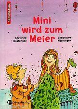 MINI est pour MEIER - Christiane NÖSTLINGER HC (2007)