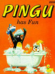 Pingu Has Fun by Flue, Sibylle Von, Good Used Book (Paperback) FREE & FAST Deliv
