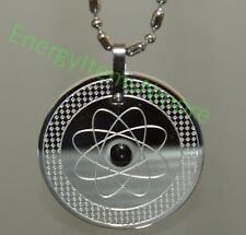 Power Energy Pendant Scalar Quantum Necklace EMF Protection Bio Science Balance