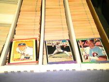 1988-1989-1990 Score Baseball  pick 40 complete your set ex-nm