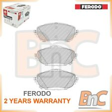FRONT DISC BRAKE PAD SET FOR TOYOTA FERODO OEM 0446502390 FDB4648 GENUINE HD