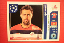 PANINI CHAMPIONS LEAGUE 2011/12 N 111 BASA LILLE WITH BLACK BACK MINT!!