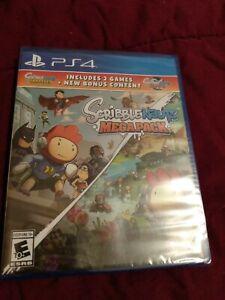 Scribblenauts Mega Pack  PS4 GAME