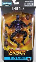 Marvel Legends ~ VIBRANIUM BLACK PANTHER ACTION FIGURE ~ Black Panther Series 2