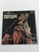 Espirituales a Gran Banda TED HEAT y su musica Disco de vinilo LP 1964 Decca